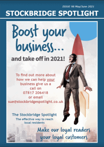 Stockbridge Spotlight May June 2021 cover